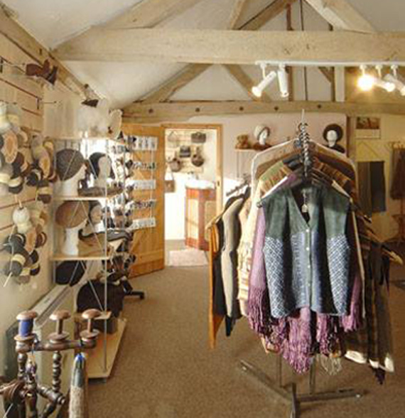 The Alpaca Barn Shop