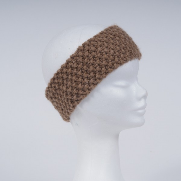 Alpaca Headband Knitting Pattern : Alpaca Knitted Headbands